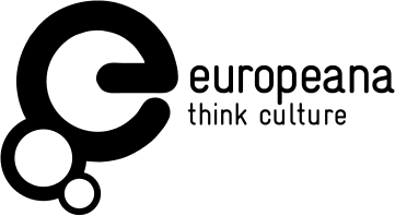 Europeana logo black